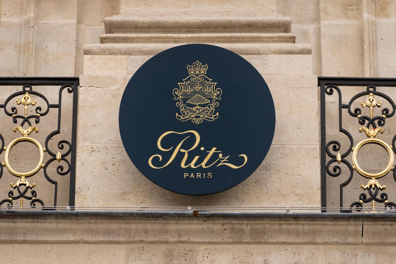Paris Ritz hotel items sell for quadruple the auction estimate