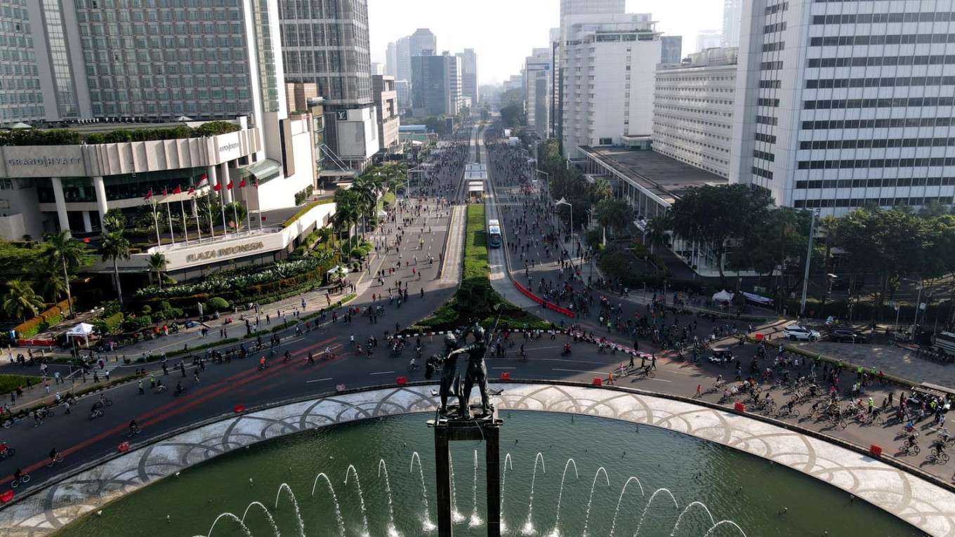 Capital or not, Jakarta looks toward urban regeneration
