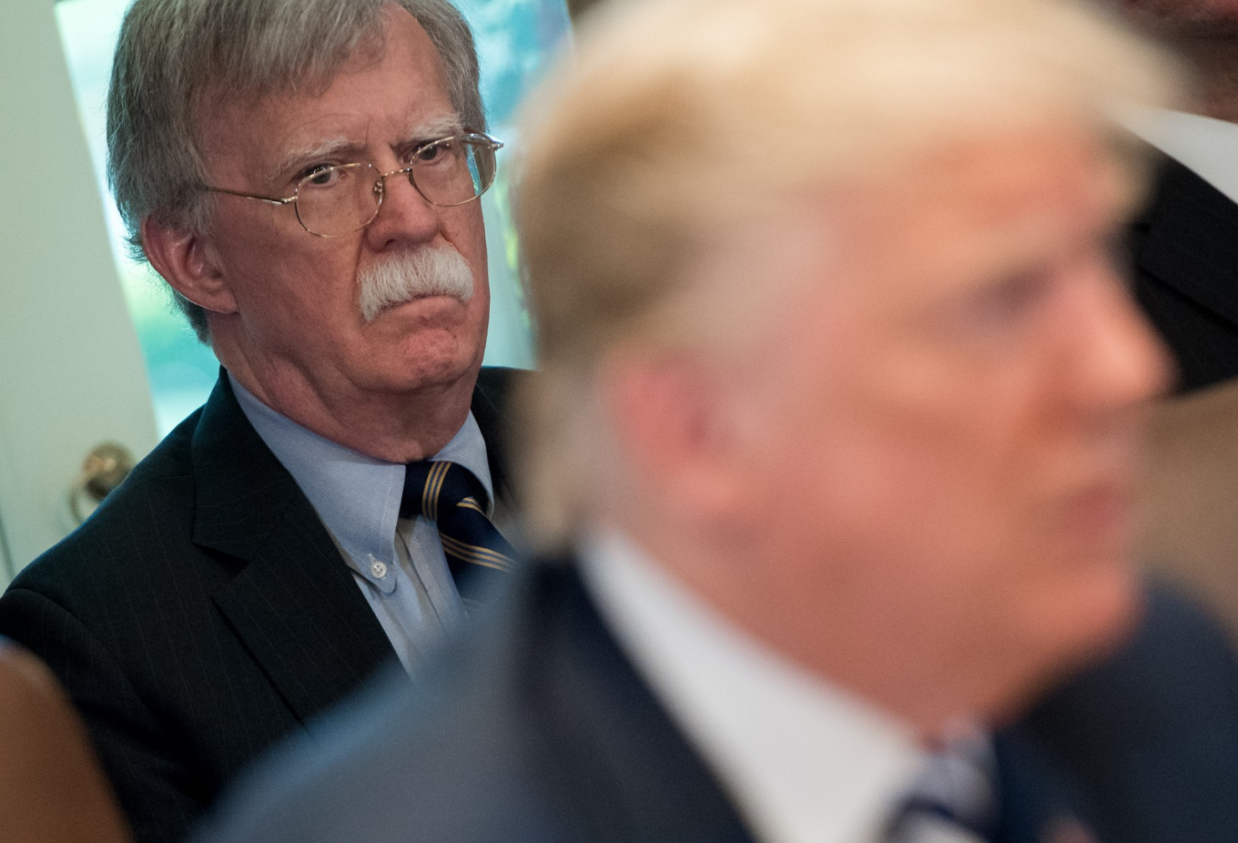 John Bolton's tell-all book reveals USA president's arguments with European leaders