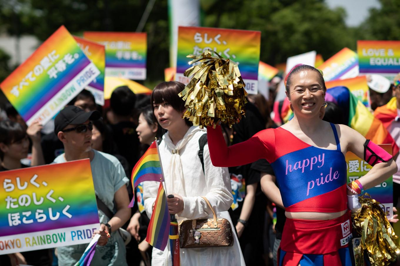 Japan cities recognize 900 LGBT couples since 2015: Survey