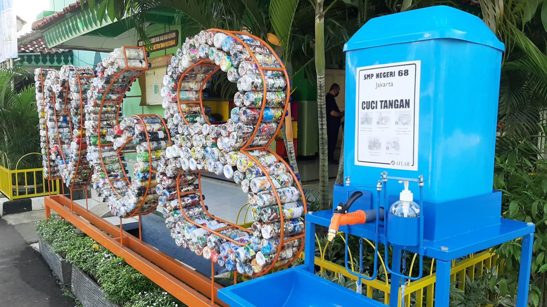 No one left behind: Handwashing saves lives