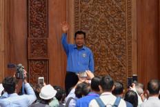 AS menyerukan Kamboja untuk mengunjungi apa yang disebut pangkalan militer China