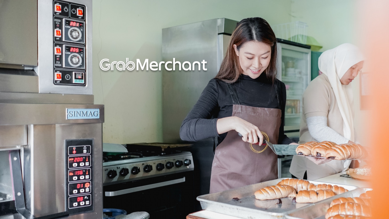 GrabMerchant helps MSMEs digitize, thrive in time of post-pandemic