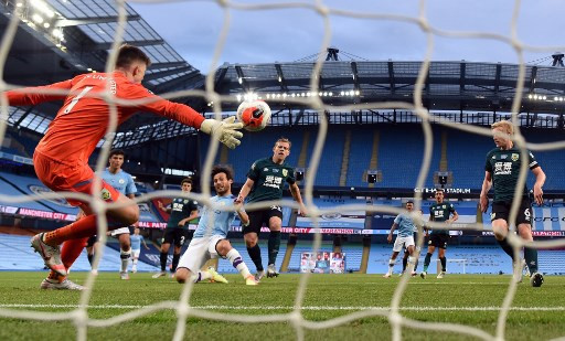 Klopp hopes to play Man City at Etihad Stadium