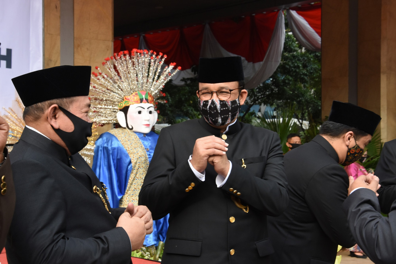 Jakarta administration earns highest audit rating for third consecutive year