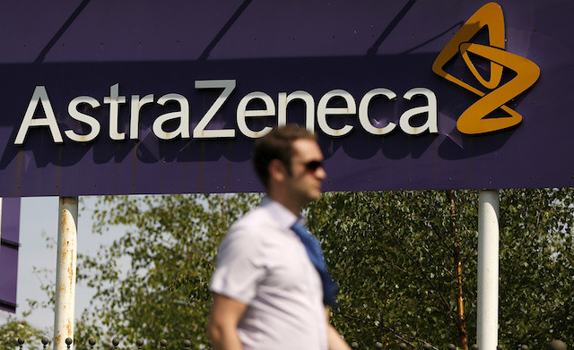 AstraZeneca starts trial of COVID-19 antibody treatment