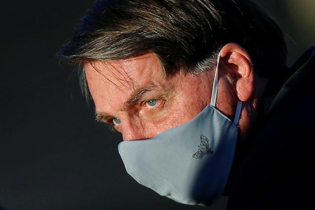 Bolsonaro, unmasked: Brazil's outspoken, far-right leader