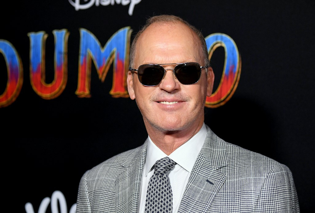 Michael Keaton rumored to reprise Batman role for upcoming 'Flash' film