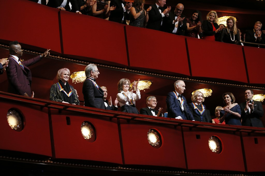 Kennedy Center arts honors postponed to 2021