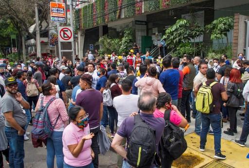 Powerful quake in southern Mexico kills six