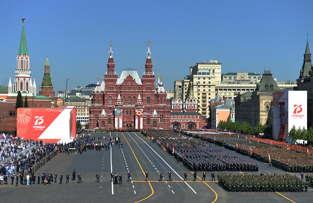Prabowo in Russia to discuss defense cooperation, attend WWII parade
