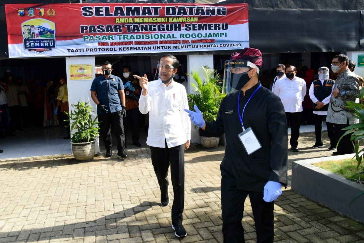 'Don't rush into new normal', Jokowi tells local leaders amid rising COVID-19 cases