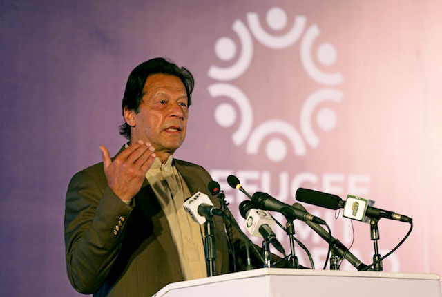 Pakistani prime minister under fire for bin Laden 'martyrdom' remark