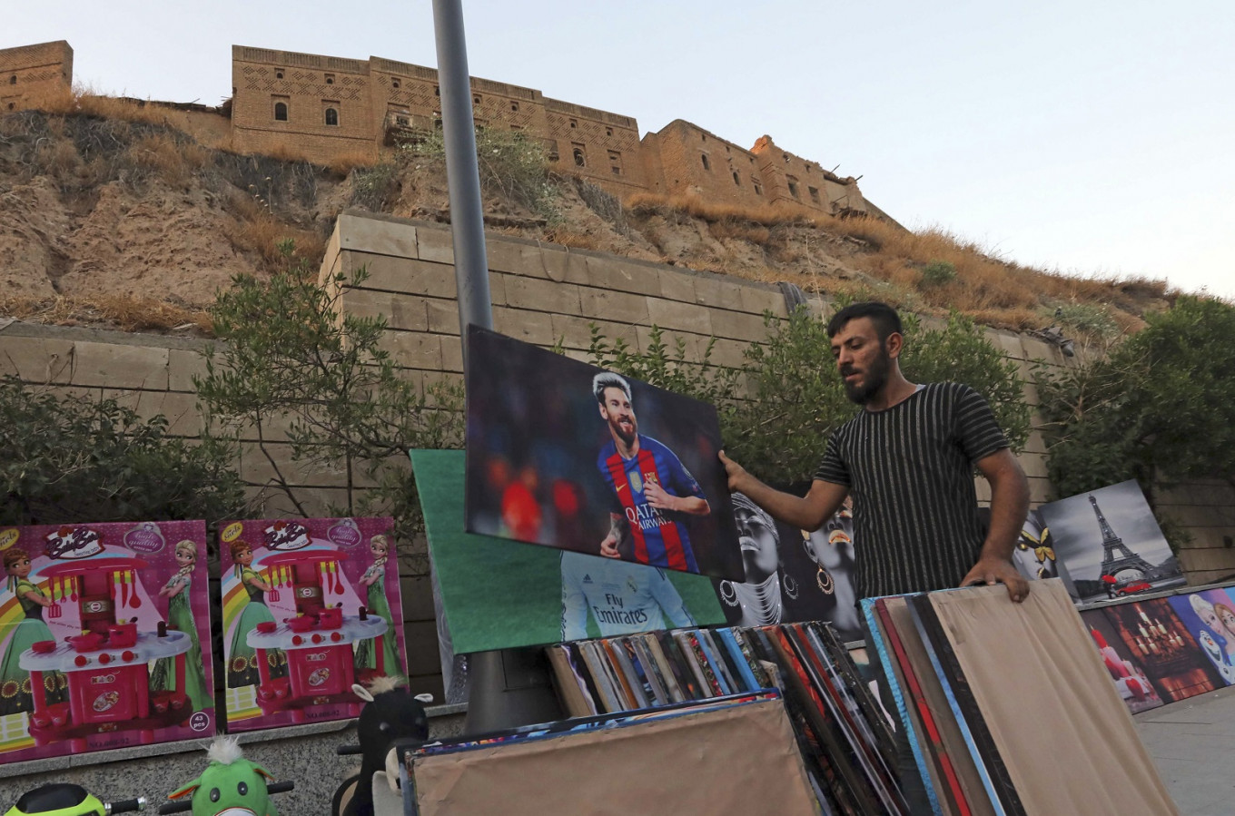 As visitors stay home, Iraqi Kurdistan tourism collapses