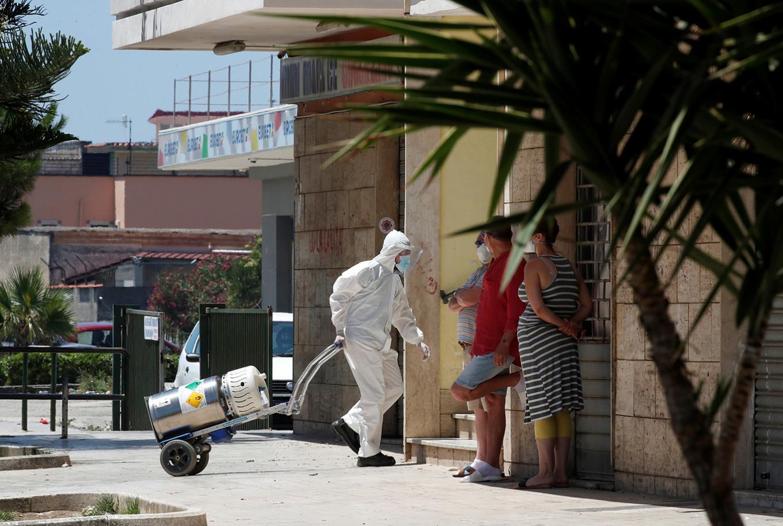 Italy extends coronavirus state of emergency