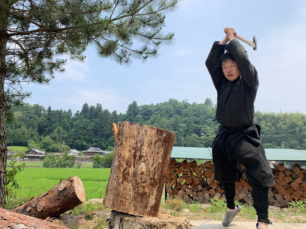 Japan university awards first-ever ninja studies degree