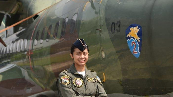 Indonesian Air Force gets first female loadmaster