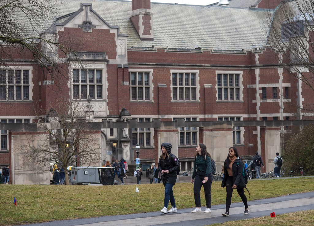 Princeton to remove Woodrow Wilson name from public policy school