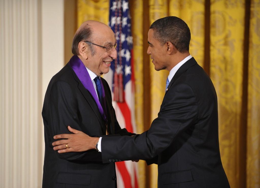 Milton Glaser, designer of iconic 'I (Heart) NY' logo, is dead at 91