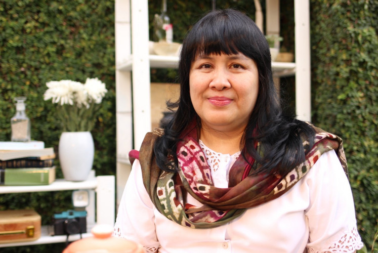 Storyteller: Author Leila S. Chudori has been named the Indonesian winner of this year's Southeast Asian Writers award.