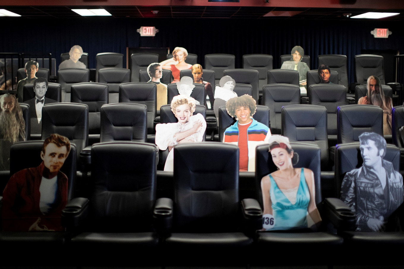 US movie theaters prepare to switch the lights back on, but hurdles remain