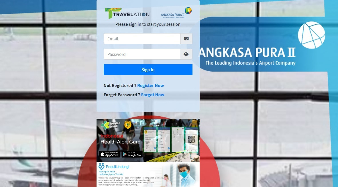 How to use flight document checking app Travelation