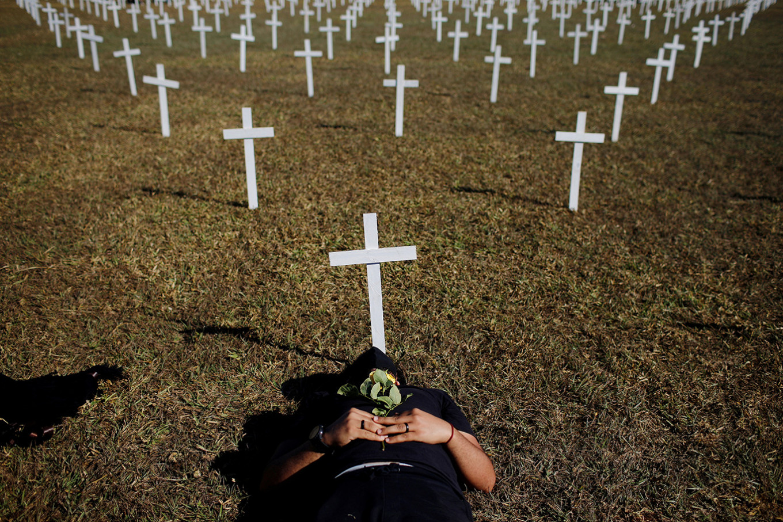 Global wake-up call to address the world's fragilities