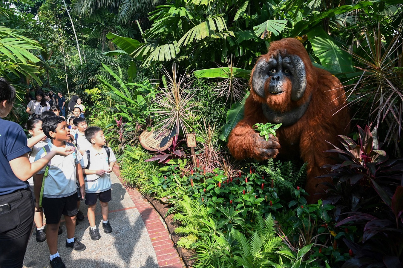 Wildlife parks, integrated resorts among Singapore attractions to reopen from July 1