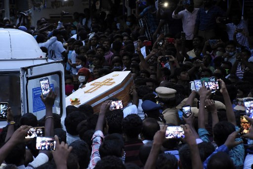 'George Floyds of India': outrage mounts over police custody deaths