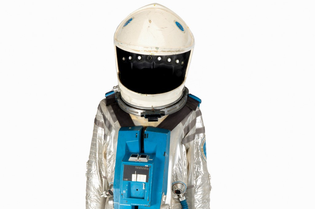 Iconic '2001: A Space Odyssey' suit to hit auction block