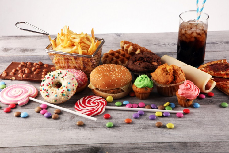 Britain to restrict promotion of unhealthy food from April 2022