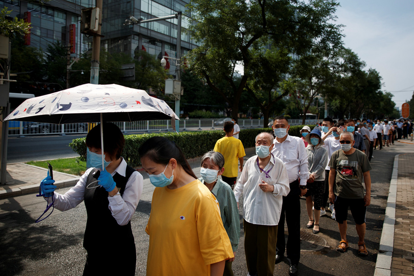 China's new strategy to tame second-wave virus outbreaks
