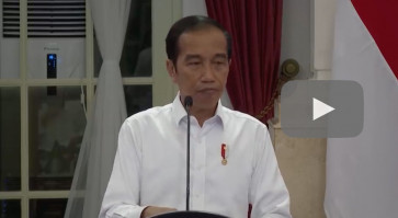 Jokowi 'upset' over ministers' lack of sense of urgency in COVID-19 response...