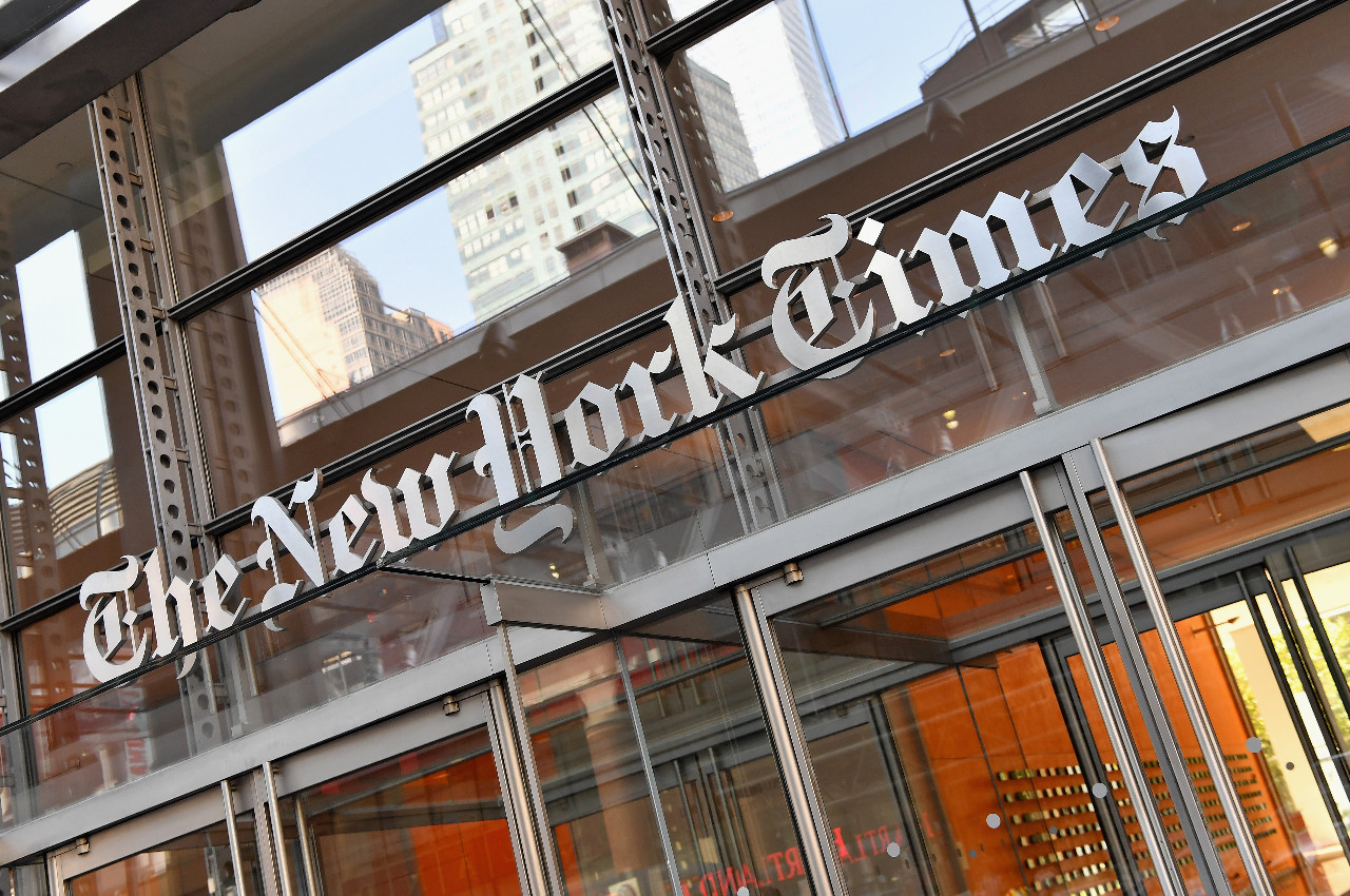 NY Times to relocate part of Hong Kong office to Seoul
