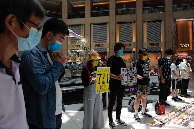 New security law: Indonesia must protect its nationals in Hong Kong
