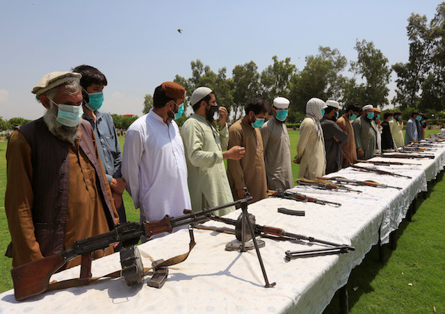 Afghanistan: Taliban commit to peace deal amid Russian Federation bounty scandal