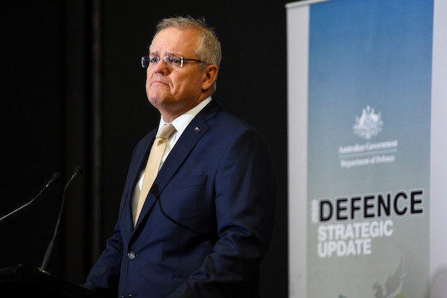 Australia seeks long-range missiles in Indo-Pacific defence shift