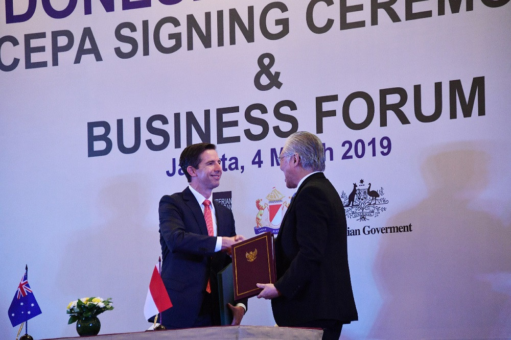 Indonesia, Australia to roll out worker exchange program