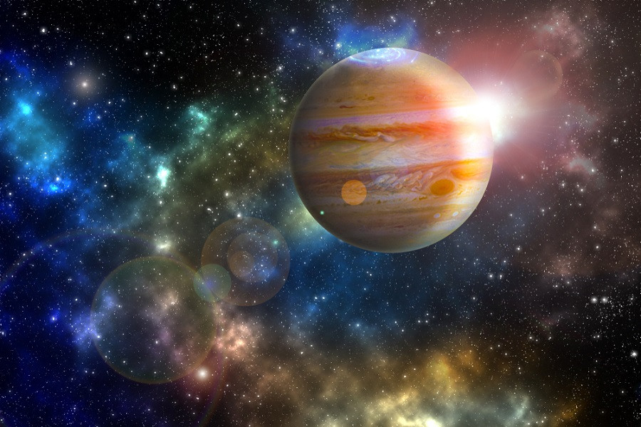 Surviving core of ill-fated Jupiter-like planet spotted near distant star