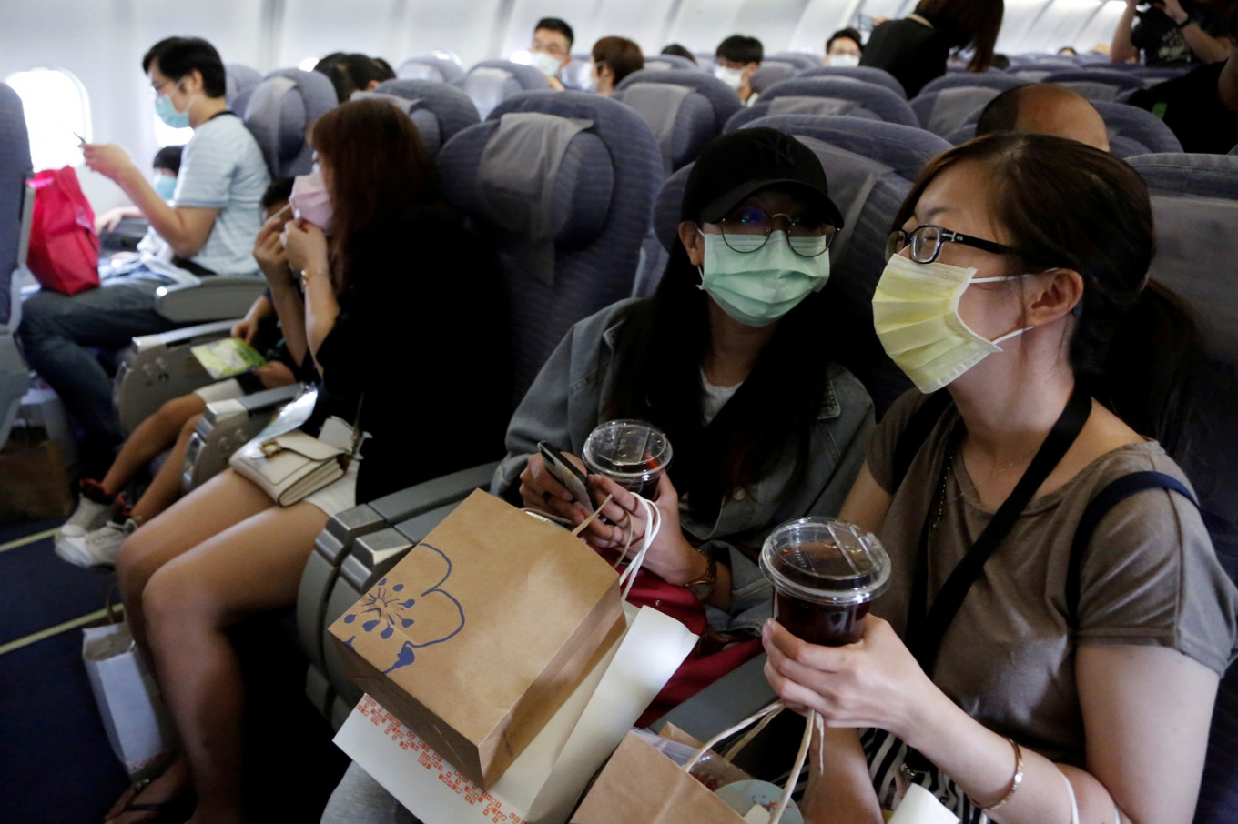 Taiwan: The fake flight for travel-starved tourists