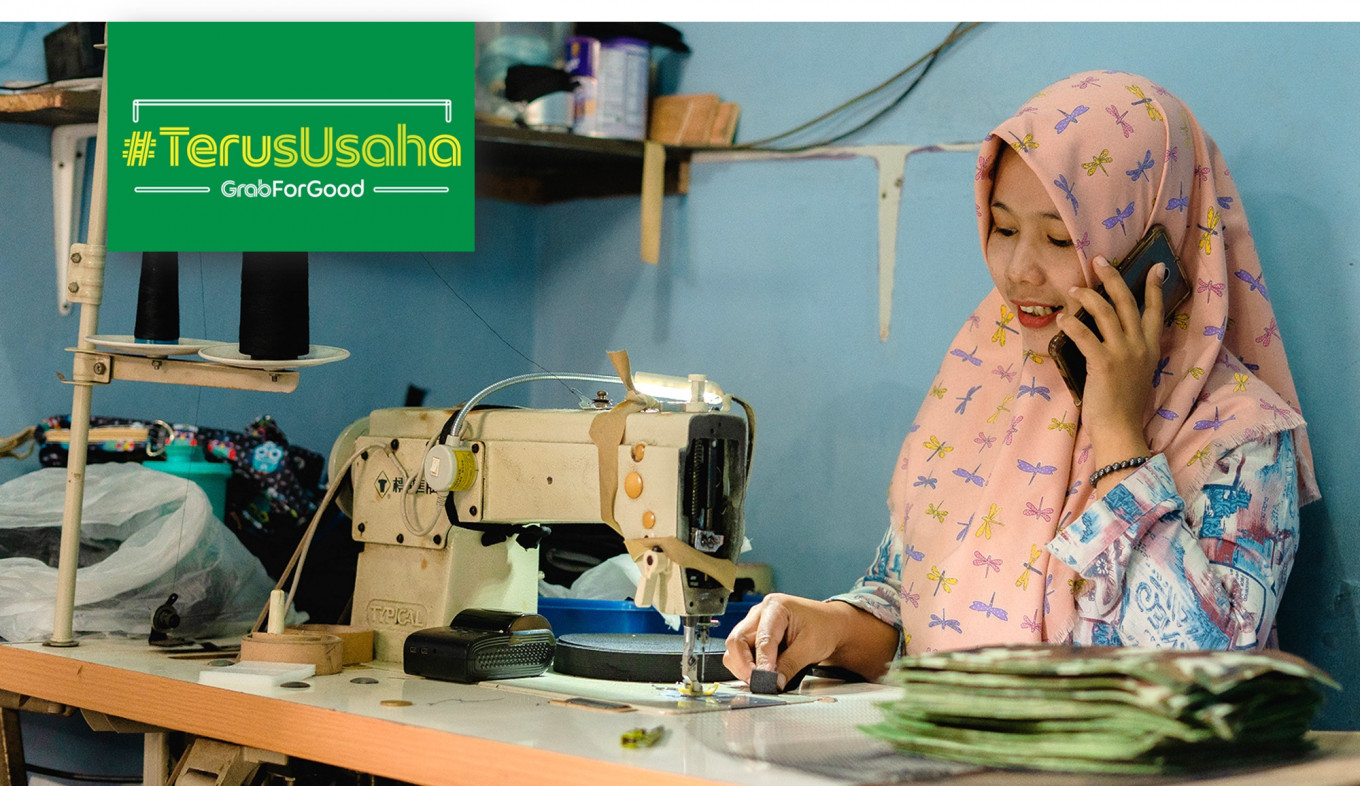 #TerusUsaha supports, encourages MSMEs resilience in transition to 'new normal'