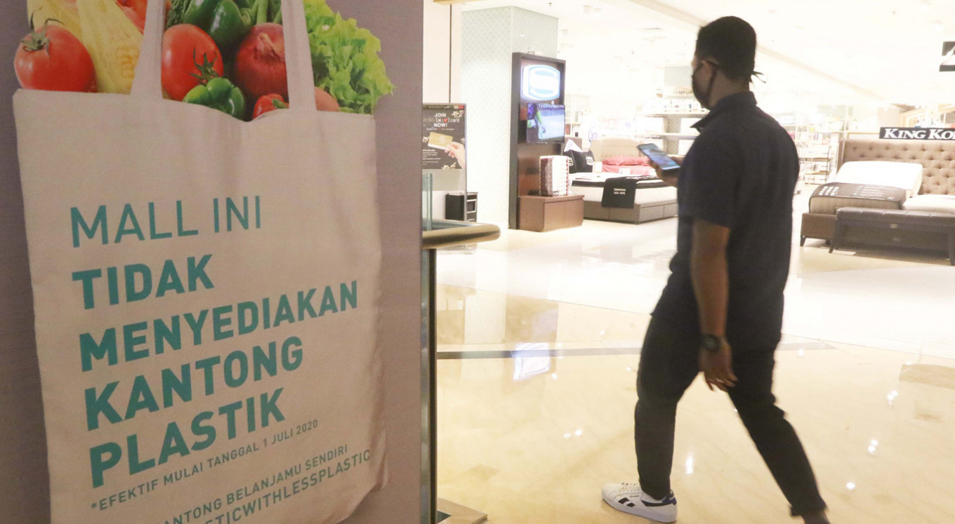 Jakarta begins new chapter in plastic waste reduction