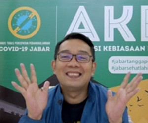 Interview with Governor Ridwan Kamil: West Java's technological strides against ...