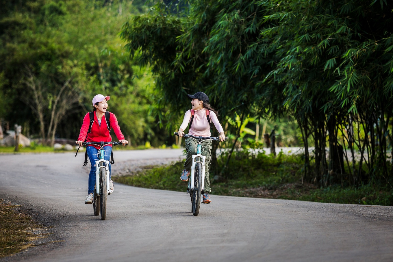 Five destinations in Indonesia for cycling, hiking enthusiasts