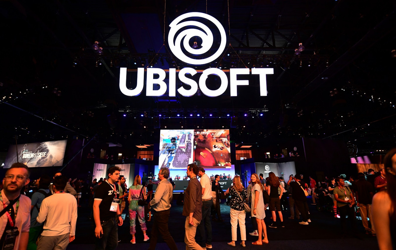 Two top Ubisoft execs leave during sexual harassment probe
