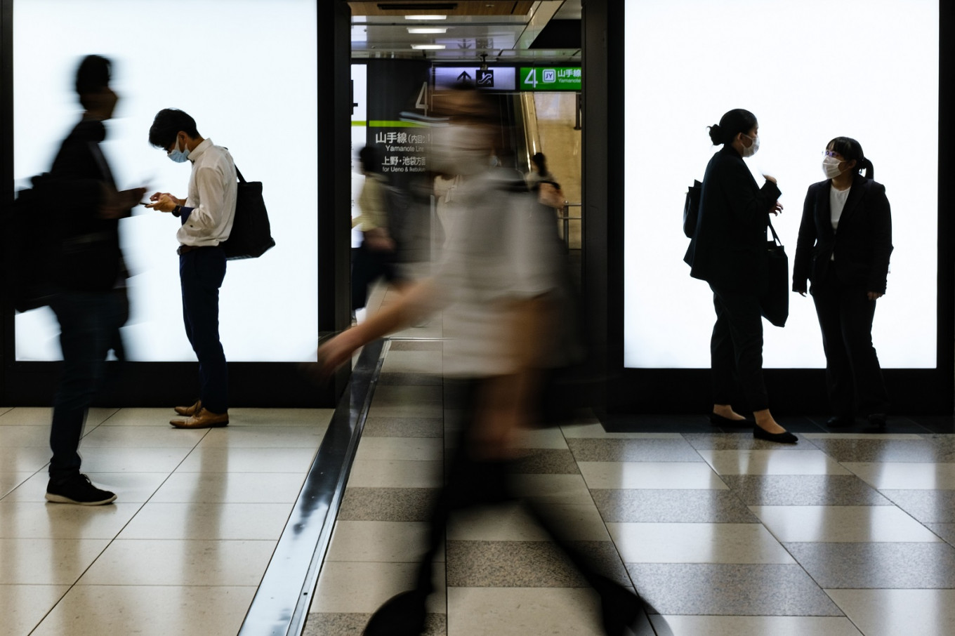 Tokyo seeks travel curbs as new infections tops 100 for 3rd day, says NHK