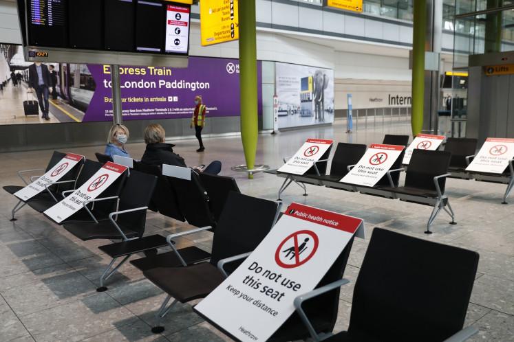 Portugal denounces 'absurd' UK quarantine measures