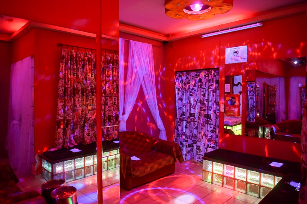 Prostitution in post-lockdown Greece is 'Russian roulette'