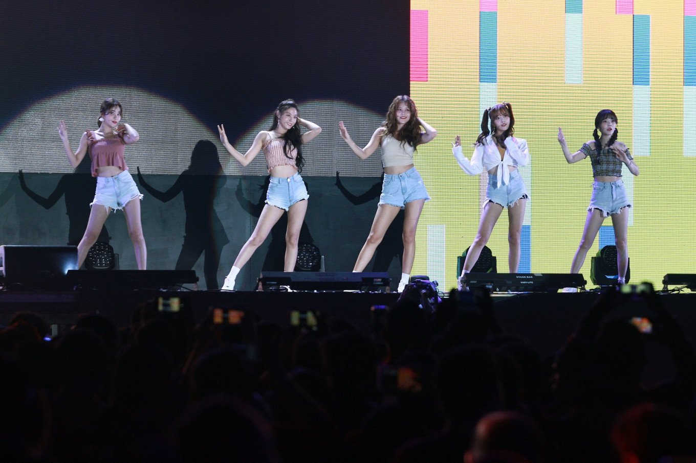 K-pop stars expose personal conflict in social media