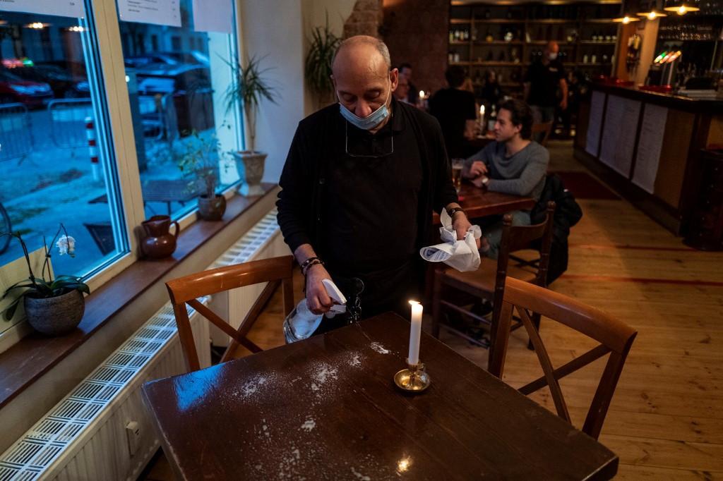 German restaurants still hungry for customers post-lockdown